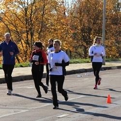 """Vilnius 10 km run, """"Run with Živilė Balčiūnaitė"""". - Jovita Mažeikienė (140), Aistė Kielaitė (176), Gerda Baltrušaitienė (189)"""