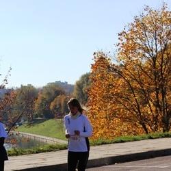 """Vilnius 10 km run, """"Run with Živilė Balčiūnaitė"""". - Gerda Baltrušaitienė (189)"""