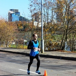 """Vilnius 10 km run, """"Run with Živilė Balčiūnaitė"""". - Mantas Samulevičius (2584)"""