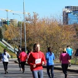 """Vilnius 10 km run, """"Run with Živilė Balčiūnaitė"""". - Dovydas Sankauskas (2312)"""
