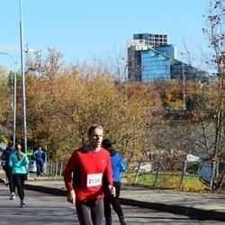 """Vilnius 10 km run, """"Run with Živilė Balčiūnaitė"""". - Jonas Pokštas (2134)"""
