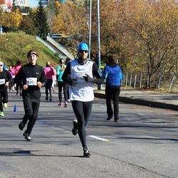"""Vilnius 10 km run, """"Run with Živilė Balčiūnaitė"""". - Artūras Samas (2197), Remigijus Kilas (2301)"""