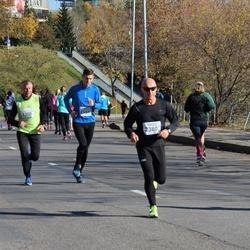 """Vilnius 10 km run, """"Run with Živilė Balčiūnaitė"""". - Medardas Džiovenis (2360), Saulius Prašmantas (2558)"""