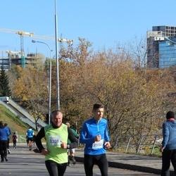 """Vilnius 10 km run, """"Run with Živilė Balčiūnaitė"""". - Valerijus Semionovas (2308), Saulius Prašmantas (2558)"""