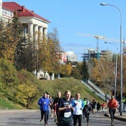 """Vilnius 10 km run, """"Run with Živilė Balčiūnaitė"""". - Andrius Žimkus (2326)"""