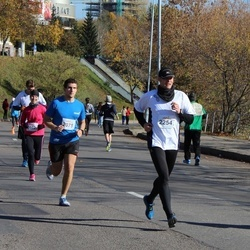 """Vilnius 10 km run, """"Run with Živilė Balčiūnaitė"""". - Andrius Olišauskas (2075), Lauras Aleksandravičius (2254)"""