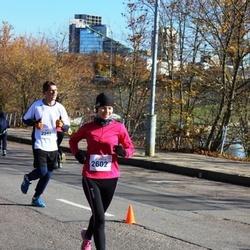 """Vilnius 10 km run, """"Run with Živilė Balčiūnaitė"""". - Renata Siliuk (2602)"""