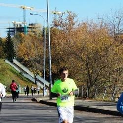 """Vilnius 10 km run, """"Run with Živilė Balčiūnaitė"""". - Nerijus Urba (2424)"""
