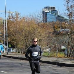 """Vilnius 10 km run, """"Run with Živilė Balčiūnaitė"""". - Vidas Starkus (2601)"""