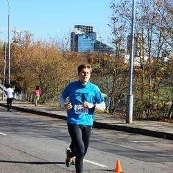 """Vilnius 10 km run, """"Run with Živilė Balčiūnaitė"""". - Liudas Markevičius (2451)"""