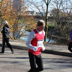 """Vilnius 10 km run, """"Run with Živilė Balčiūnaitė"""". - Zenonas Balčiauskas (2329)"""