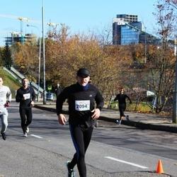 """Vilnius 10 km run, """"Run with Živilė Balčiūnaitė"""". - Gytenis Balčiūnas (2094)"""