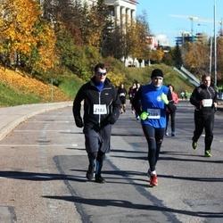 """Vilnius 10 km run, """"Run with Živilė Balčiūnaitė"""". - Arturas Grigorjevas (2183), Rolandas Ruslanas Jakučionis (2189)"""