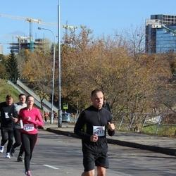 """Vilnius 10 km run, """"Run with Živilė Balčiūnaitė"""". - Egidijus Četrauskas (2217)"""