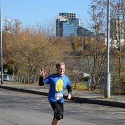 """Vilnius 10 km run, """"Run with Živilė Balčiūnaitė"""". - Vytautas Jacunskas (2152)"""