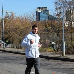"""Vilnius 10 km run, """"Run with Živilė Balčiūnaitė"""". - Tomas Lenkšas (2394)"""