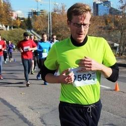 "Vilnius 10 km run, ""Run with Živilė Balčiūnaitė"". - Zsolt Szoke (2562)"