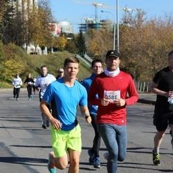 """Vilnius 10 km run, """"Run with Živilė Balčiūnaitė"""". - Edmundas Misevičius (2585)"""