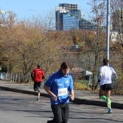 """Vilnius 10 km run, """"Run with Živilė Balčiūnaitė"""". - Emilis Jakštys (2116)"""