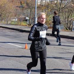 """Vilnius 10 km run, """"Run with Živilė Balčiūnaitė"""". - Vilija Dulevičiūtė (2617)"""