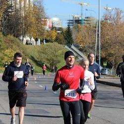 """Vilnius 10 km run, """"Run with Živilė Balčiūnaitė"""". - Marius Tamošiūnas (2314), Martynas Kėvišas (2315)"""