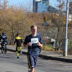 """Vilnius 10 km run, """"Run with Živilė Balčiūnaitė"""". - Rytis Kairys (2297)"""