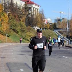 """Vilnius 10 km run, """"Run with Živilė Balčiūnaitė"""". - Mindaugas Gataveckas (2185)"""