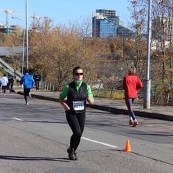 """Vilnius 10 km run, """"Run with Živilė Balčiūnaitė"""". - Jūratė Bačėnaitė (2219)"""
