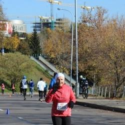 """Vilnius 10 km run, """"Run with Živilė Balčiūnaitė"""". - Aurelija Simutytė (2589)"""