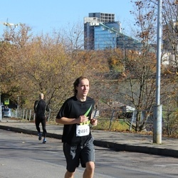 """Vilnius 10 km run, """"Run with Živilė Balčiūnaitė"""". - Dominykas Bolšakovas (2491)"""