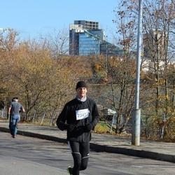 """Vilnius 10 km run, """"Run with Živilė Balčiūnaitė"""". - Andrejus Zemitan (2347)"""
