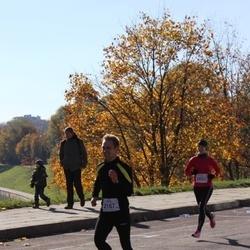 """Vilnius 10 km run, """"Run with Živilė Balčiūnaitė"""". - Andrius Dalinkevičius (2167)"""
