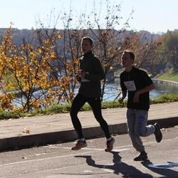 """Vilnius 10 km run, """"Run with Živilė Balčiūnaitė"""". - Laurynas Žemaitis (2517)"""