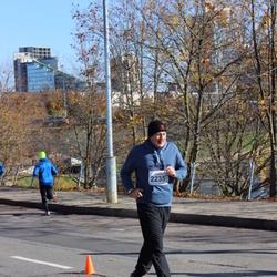"""Vilnius 10 km run, """"Run with Živilė Balčiūnaitė"""". - Michael Brehm (2235)"""
