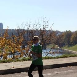 "Vilnius 10 km run, ""Run with Živilė Balčiūnaitė"". - Jolanta Ginsevičiūtė (2520)"