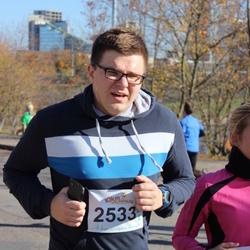 """Vilnius 10 km run, """"Run with Živilė Balčiūnaitė"""". - Tautvydas Valkevičius (2533)"""