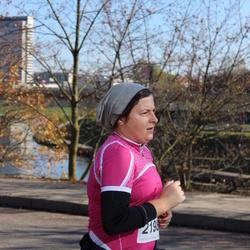 """Vilnius 10 km run, """"Run with Živilė Balčiūnaitė"""". - Ieva Gužauskaitė-Slaboševičienė (2198)"""