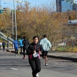 """Vilnius 10 km run, """"Run with Živilė Balčiūnaitė"""". - Daiva Morozova (2438)"""
