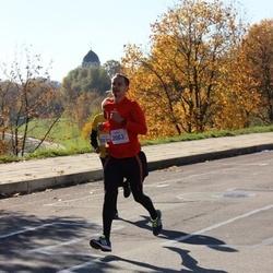 """Vilnius 10 km run, """"Run with Živilė Balčiūnaitė"""". - Vladimiras Uljanovas (2063)"""