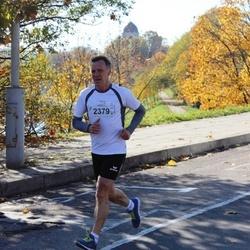 """Vilnius 10 km run, """"Run with Živilė Balčiūnaitė"""". - Sergey Zikov (2379)"""