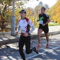 """Vilnius 10 km run, """"Run with Živilė Balčiūnaitė"""". - Tomas Olišauskas (2074)"""