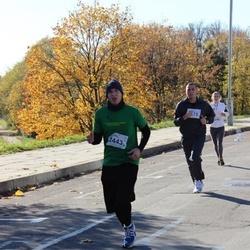 """Vilnius 10 km run, """"Run with Živilė Balčiūnaitė"""". - Mindaugas Sventickas (2433)"""