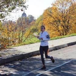 """Vilnius 10 km run, """"Run with Živilė Balčiūnaitė"""". - Dovilė Limbaitė (2240)"""