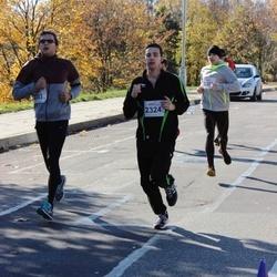 """Vilnius 10 km run, """"Run with Živilė Balčiūnaitė"""". - Jan Kräuter (2324), Džiugas Juozapaitis (2393)"""