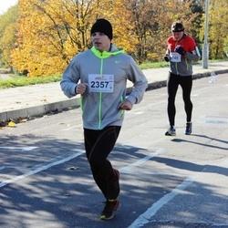 """Vilnius 10 km run, """"Run with Živilė Balčiūnaitė"""". - Nedas Baliukonis (2357)"""
