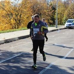 """Vilnius 10 km run, """"Run with Živilė Balčiūnaitė"""". - Linas Markevičius (2232)"""