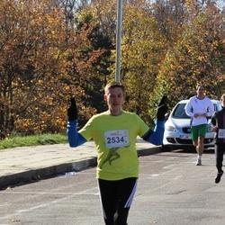 """Vilnius 10 km run, """"Run with Živilė Balčiūnaitė"""". - Laimontas Jukonis (2534)"""
