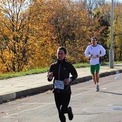 """Vilnius 10 km run, """"Run with Živilė Balčiūnaitė"""". - Monika Uldukytė (2275)"""