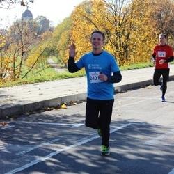 "Vilnius 10 km run, ""Run with Živilė Balčiūnaitė"". - Stanislav Mackevich (2401)"