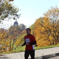 """Vilnius 10 km run, """"Run with Živilė Balčiūnaitė"""". - Kęstutis Binkauskas (2574)"""